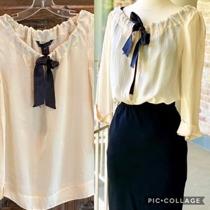 VTG Marc by Marc Jacobs Silk Blouse